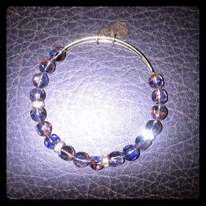 Alex and Ani gemstone bracelet